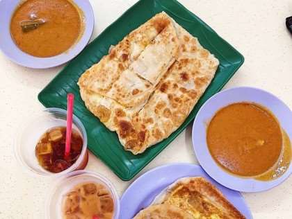 The Roti Prata House - Best Roti Prata in Singapore