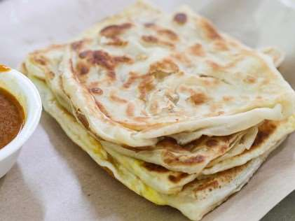 Rahmath Cheese Prata - Best Roti Prata in Singapore