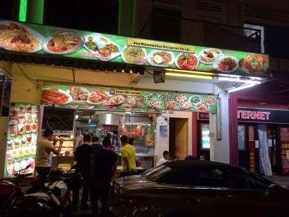 New Mahamoodiya Restaurant - Best Roti Prata in Singapore