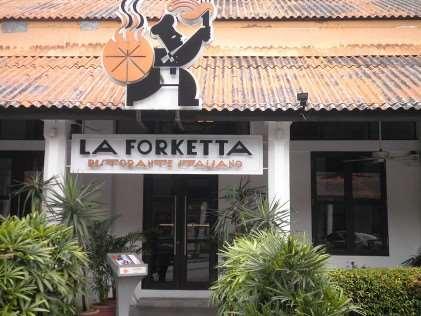 La Forketta Gastronomia Italiana - Best Pizza Places In Singapore