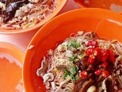 Lai Heng Mushroom Minced Meat Mee - Best Bak Chor Mee in Singapore