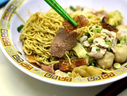 Hill Street Tai Hwa Pork Noodle - Best Bak Chor Mee in Singapore