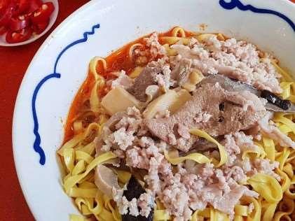 58 Minced Meat Noodle - Best Bak Chor Mee in Singapore