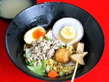 Lam's Kitchen - Best Bak Chor Mee in Singapore