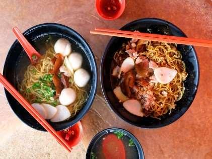 Macpherson Minced Meat Noodles - Best Bak Chor Mee in Singapore