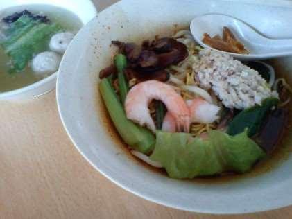Noi's Mushroom Minced Meat Noodles - Best Bak Chor Mee in Singapore