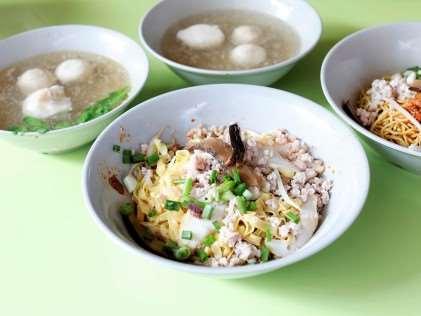 Seng Kee Bak Chor Mee - Best Bak Chor Mee in Singapore