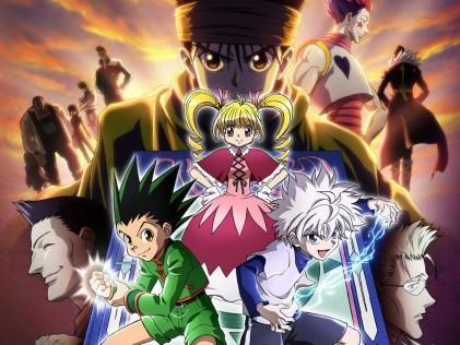 Hunter X Hunter - Best Anime Series on Netflix