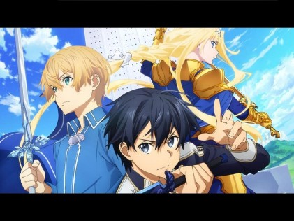 Sword Art Online - Best Anime Series on Netflix