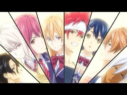 Food Wars (Shokugeki no Souma) - Best Anime Series on Netflix