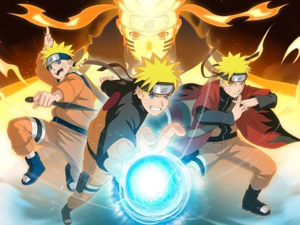 Naruto - Best Anime Series on Netflix