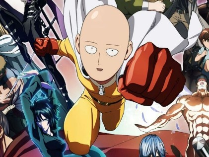 One Punch Man - Best Anime Series on Netflix