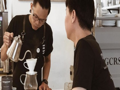 Homeground Coffee Roasters - Best Coffee Roaster Cafes In Singapore