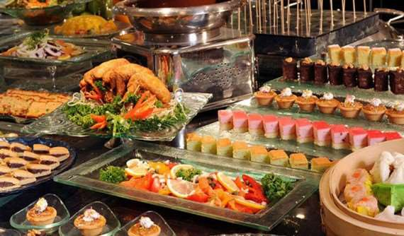 Best Japanese Buffet in Singapore