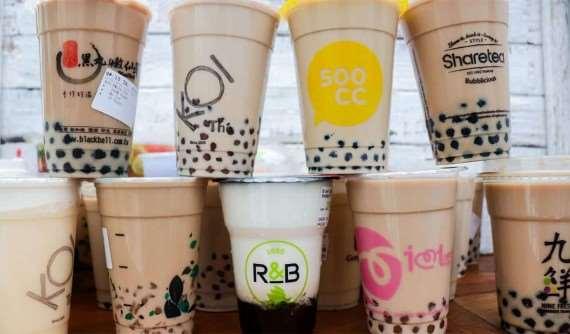 Best Bubble Tea Brands In Singapore