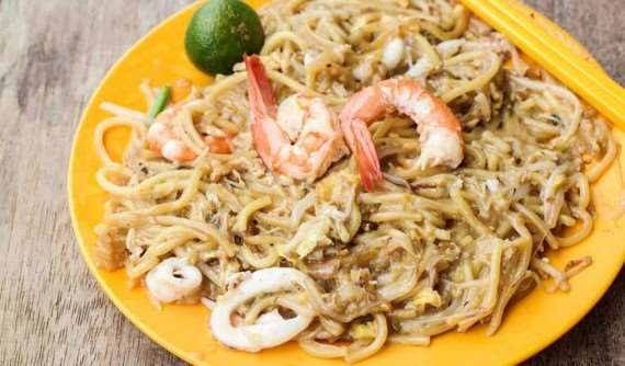 Best Hokkien Mee in Singapore