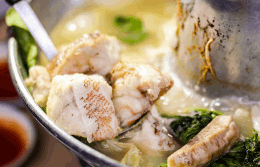 Best Fish Head Steamboat in Singapore