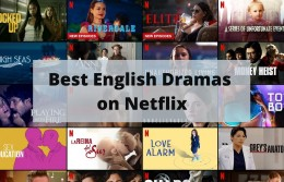 Best English Drama Series on Netflix